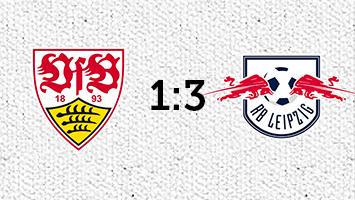 VfB Stuttgart - RB Leipzig 1:3 (Fotografik: STUGGI.TV)