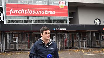 Straßenumfrage zu den Saisonerwartungen des VfB Stuttgart (Foto: STUGGI.TV/Frank)