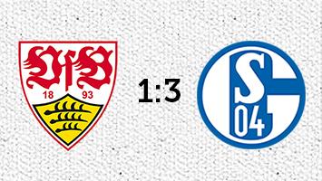 VfB Stuttgart - Schalke 04 1:3 (Fotografik: STUGGI.TV)