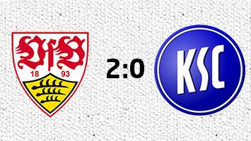 VfB Stuttgart - Karlsruher SC 2:0 (Fotografik: STUGGI.TV)