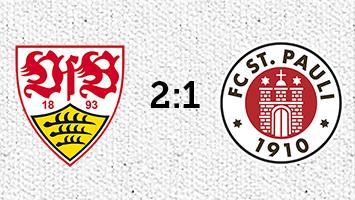 VfB Stuttgart - FC St. Pauli 2:1 (Fotografik: STUGGI.TV)