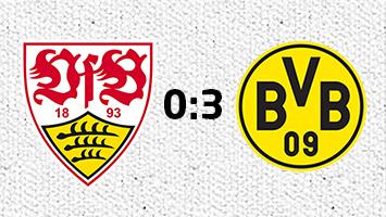 VfB Stuttgart - Borussia Dortmund 0:3 (Fotografik: STUGGI.TV)