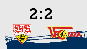 VfB Stuttgart - Union Berlin 2:2 (Fotografik: STUGGI.TV)