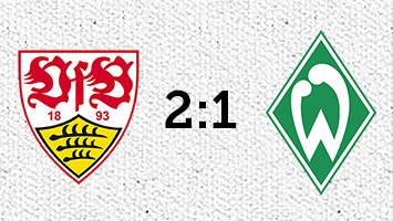 VfB Stuttgart - Werder Bremen 2:1 (Fotografik: STUGGI.TV)