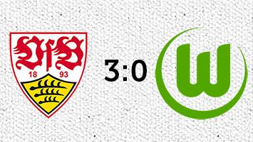 VfB Stuttgart - VfL Wolfsburg 3:0 (Fotografik: STUGGI.TV)