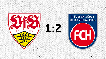 VfB Stuttgart - 1. FC Heidenheim 1:2 (Fotografik: STUGGI.TV)