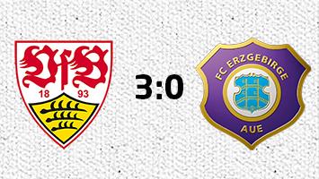 VfB Stuttgart - Erzgebirge Aue 3:0 (Fotografik: STUGGI.TV)