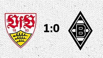VfB Stuttgart - Gladbach 1:0 (Fotografik: STUGGI.TV)