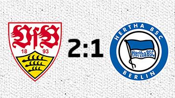 VfB Stuttgart - Hertha BSC Berlin 2:1 (Fotografik: STUGGI.TV)