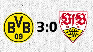 Borussia Dortmund - VfB Stuttgart 3:0 (Fotografik: STUGGI.TV)