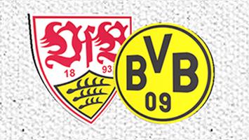 Highlights der VfB-PK: Der VfB Stuttgart spielt am Sonntag gegen Borussia Dortmund. Das sagt der neue Trainer Markus Weinzierl zum Spiel. (Grafik: STUGGI.TV/Frank)