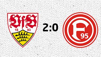VfB Stuttgart - Fortuna Düsseldorf 2:0 (Fotografik: STUGGI.TV)