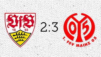 VfB Stuttgart - Mainz 05 2:3 (Fotografik: STUGGI.TV)