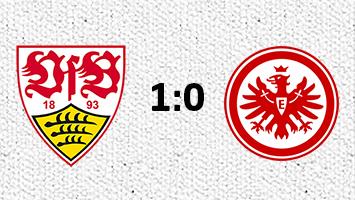 VfB Stuttgart - Eintracht Frankfurt 1:0 (Fotografik: STUGGI.TV)