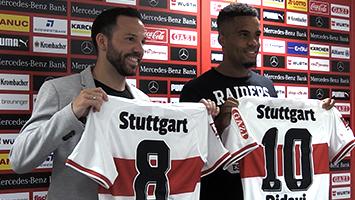 Der VfB Stuttgart verpflichtet Daniel Didavi und Gonzalo Castro, dafür verlässt Stürmer Daniel Ginczek den VfB (Foto: STUGGI.TV)