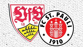 VfB-Trainer Jos Luhukay zum kommenden Spiel gegen St. Pauli. Grafik: Rau/STUGGI.TV