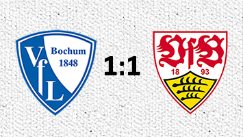 VfL Bochum- VfB Stuttgart 1:1 (Fotografik: STUGGI.TV)