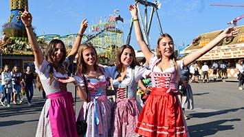 Das 172. Cannstatter Volksfest 2017 auf dem Wasen in Stuttgart ist gestartet. (Foto: STUGGI.TV/Tobias Bachmann)