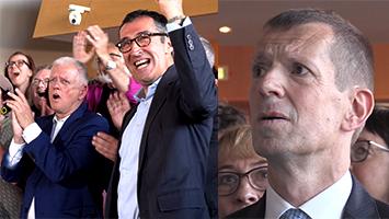 Die Grünen feiern: Wahl-Spezial bei STUGGI.TV (Foto: STUGGI.TV)