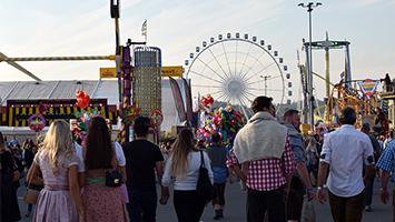 Das 200. Cannstatter Volksfest auf dem Cannstatter Wasen 2018. (Foto: STUGGI.TV)