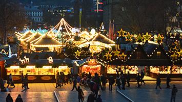 Ob der Stuttgarter Weihnachtsmarkt 2017 im selben Licht erstrahlt, wie letztes Jahr? (Foto: STUGGI.TV/Archiv)