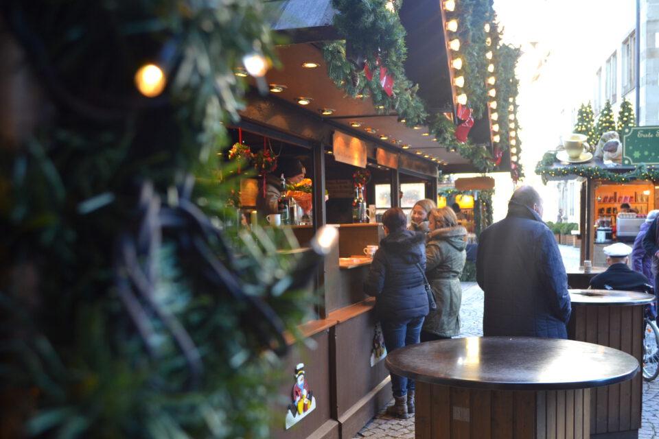 Weihnachtsmarkt Corona