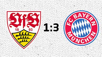 VfB Stuttgart - Bayern München (Fotografik: STUGGI.TV)