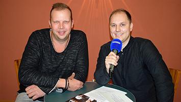 Fußball-Kommentator Wolff-Christoph Fuss im Interview. (Foto: STUGGI.TV)
